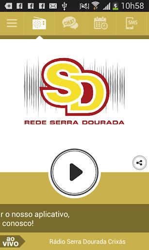Rádio Serra Dourada Crixás