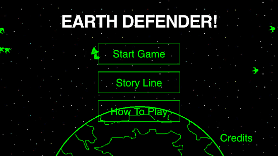 Earth Defender- screenshot thumbnail