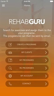 Rehab Guru- screenshot thumbnail