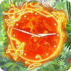 Fire Clock icon