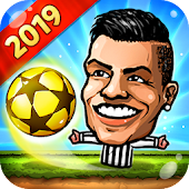 ⚽ Puppet Soccer Champions – League ❤️🏆