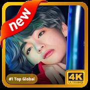 V BTS Wallpaper HD KPOP icon