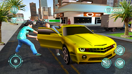 Real Vegas Gangster Crime 2018 - Gangster City 3D 1.1 screenshots 2