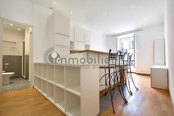 Appartement 2 pièces 33,53 m2