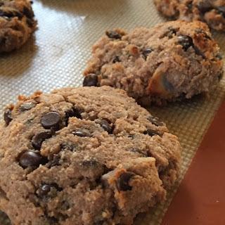 Paleo Chocolate Chip Coconut Cookies