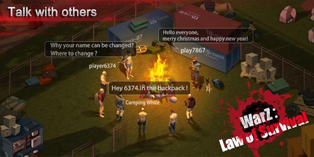 WarZ: Law of Survival google play ile ilgili görsel sonucu
