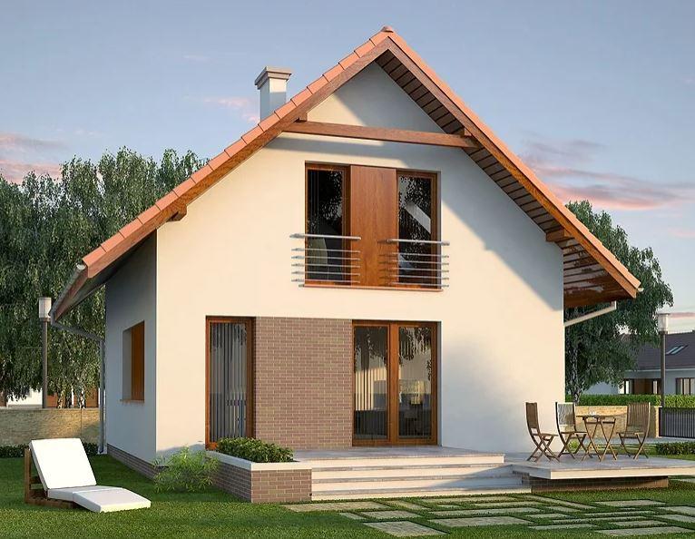 Projekt domu Jagoda CE