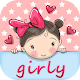 Girly Wallpapers - Special backgrounds for Girls Android apk