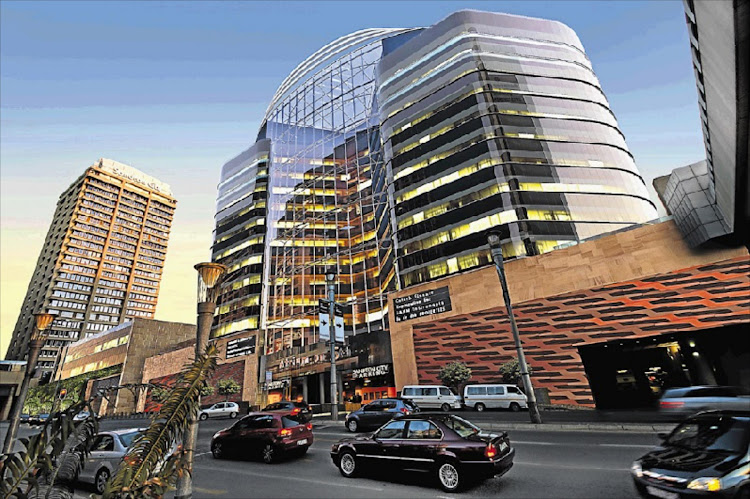 Sandton City in Johannesburg. Picture: SUPPLIED
