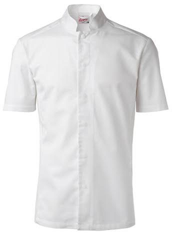 Segers Kockskjorta vit eller svart