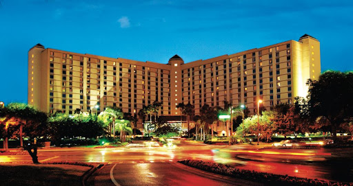 Rosen Plaza on International Drive in Orlando.