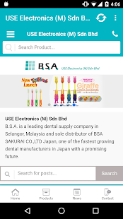 BSA Dental- screenshot thumbnail