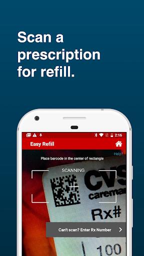 CVS Caremark screenshot