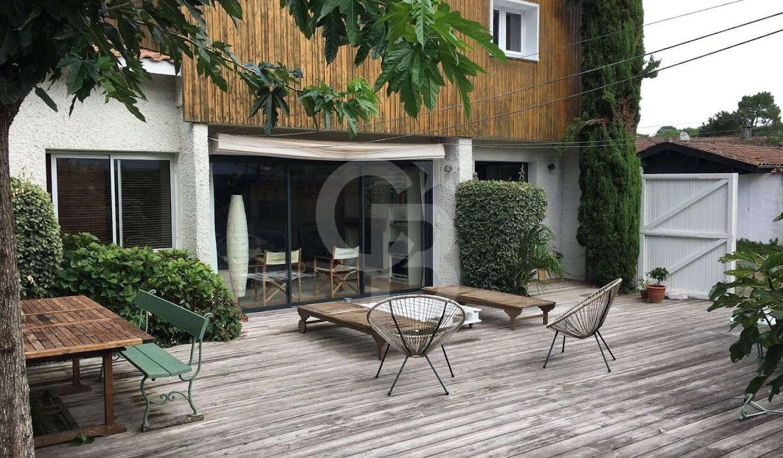Maison avec jardin et terrasse Lege-cap-ferret