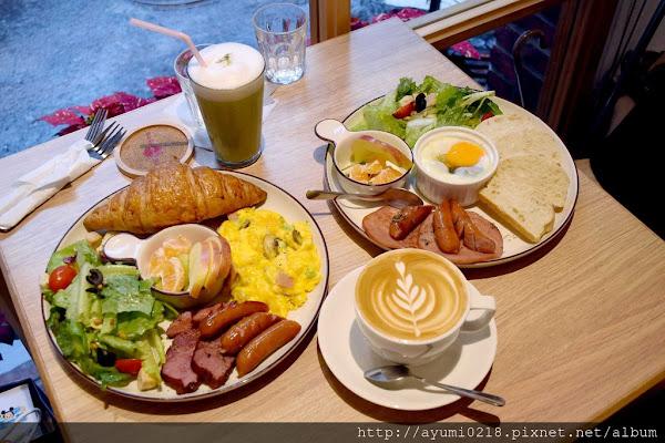 東門站  文青咖啡館 * 沐樂咖啡 * 質感極佳早午餐 X 好喝咖啡
