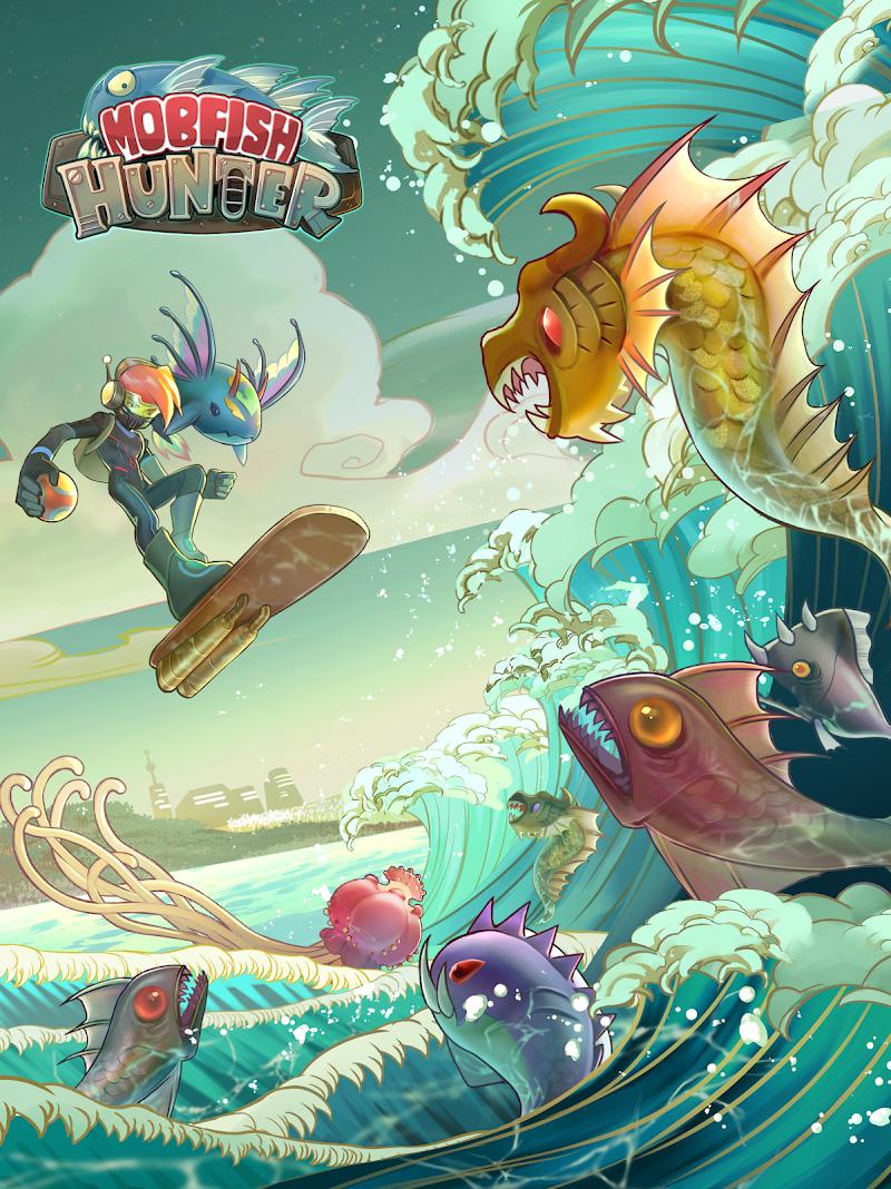 Mobfish Hunter Screenshot 9