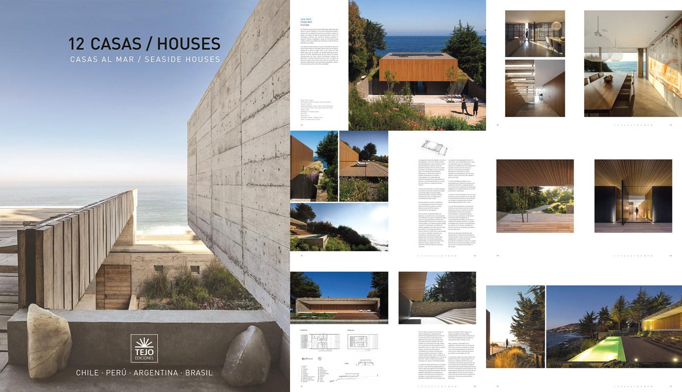 Photo: 12 Casas / Casas al Mar / Tejo Ediciones / Argentina / Julio 2016