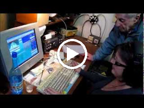 Video: F8BPN opère sous le regard de F6ABF, son professeur..