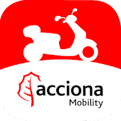 ACCIONA Motosharing- Electric motorbike rental