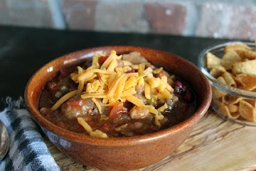 Steak Chili With Tomatoes Recipe