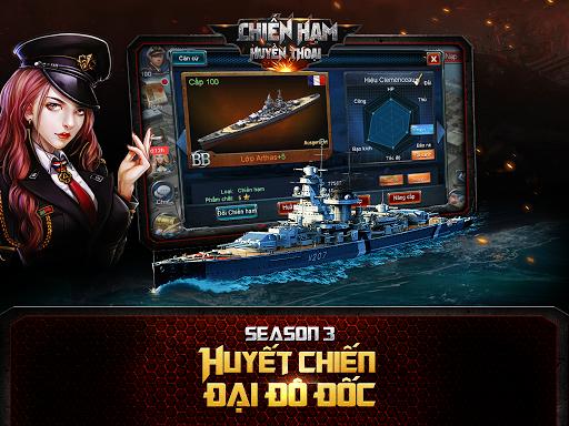 Chiu1ebfn Hu1ea1m Huyu1ec1n Thou1ea1i - Chien Ham 1.0.11 screenshots 11