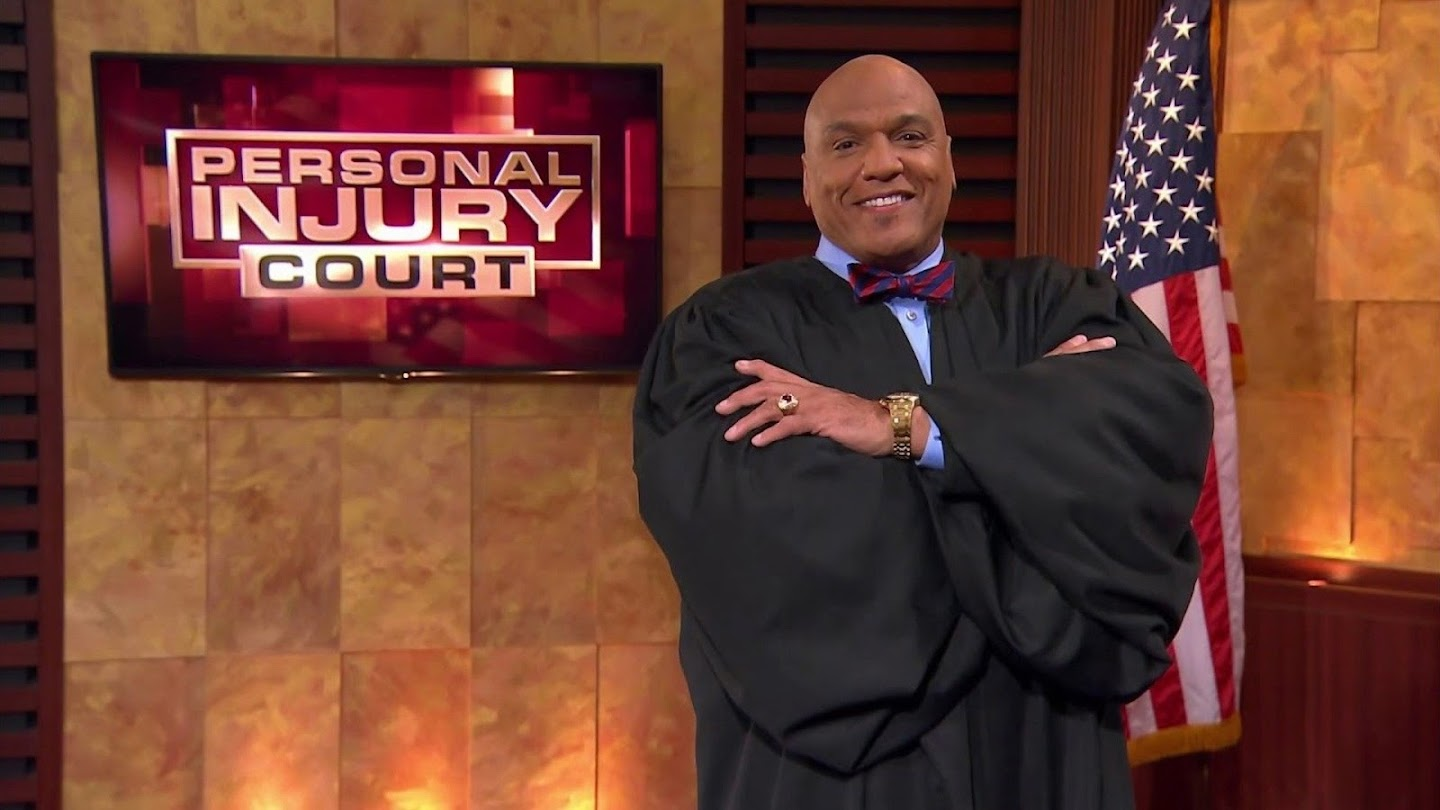 Watch Personal Injury Court live