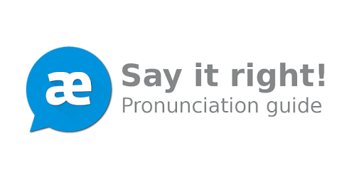 Say it right! - Apps on Google Play