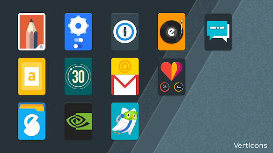 VertIcons Icon Pack 이미지[4]