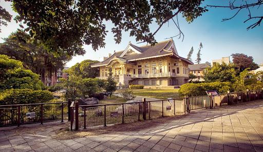 The Martial Arts Halls of Taiwan (臺灣の武德殿)