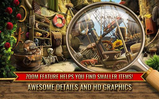 Treasure Island Hidden Object Mystery Game apkpoly screenshots 2