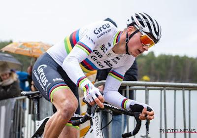 Cyclocross : le champion du monde enchaîne !