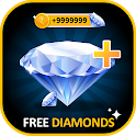 Free Diamonds for Free Guide icon