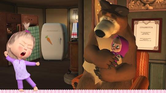 Masha and the Bear: Good Night! MOD APK (Unlimited Money) 4