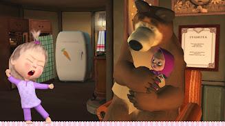 دانلود Masha and the Bear: Good Night! اندروید