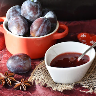 Plum Sauce for Thanksgiving Recipe