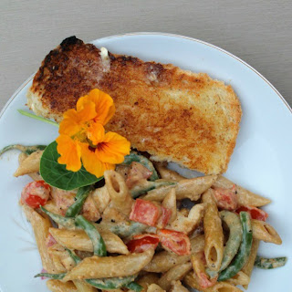 Skinny Chili's Cajun Chicken Pasta
