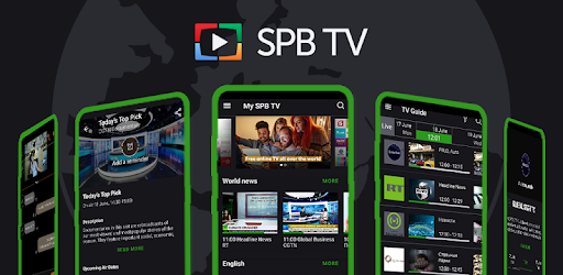 SPB TV – free online TV without borders – Aplikácie v službe Google Play