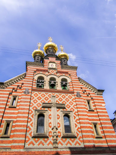 copenhagen-Alexander-Nevsky-Church.jpg - The pretty exterior of Alexander Nevsky Church.