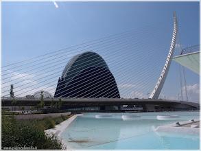 Photo: Ágora ( Ciudad de las Artes y las Ciencias -Valencia) http://www.viajesenfamilia.it/