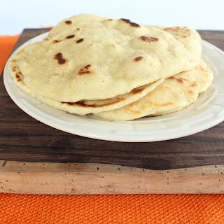 Pan Fried Roti Bread Recipe
