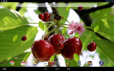 Berry Cherry LWP Free v1.1