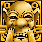 Temple Scary Castle - Run End Icon