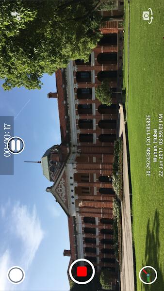 Timestamp Camera Pro Screenshot Image