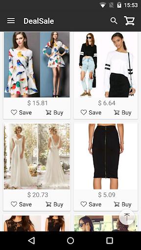DealSale – Make Fashion Easier