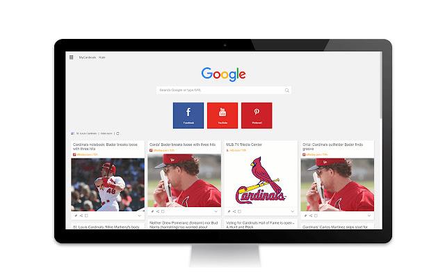 St. Louis Cardinals News Tab