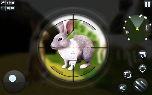 Rabbit Hunting Challenge - Sniper Shooting Games 2.0 screenshots 1