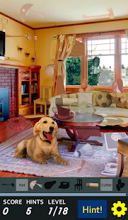 Hidden Object - Dog Happy Life- screenshot thumbnail