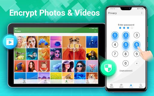 Photo Gallery - Photo Album Vault & Photo Editor screenshot 12