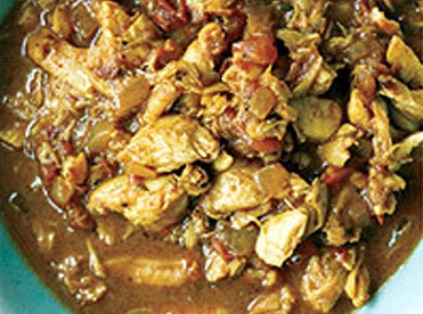 Curry Crab Recipe