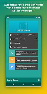 FK Kernel Manager - for all devices & Kernels Screenshot